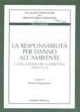 La responsabilità per danno all'ambiente